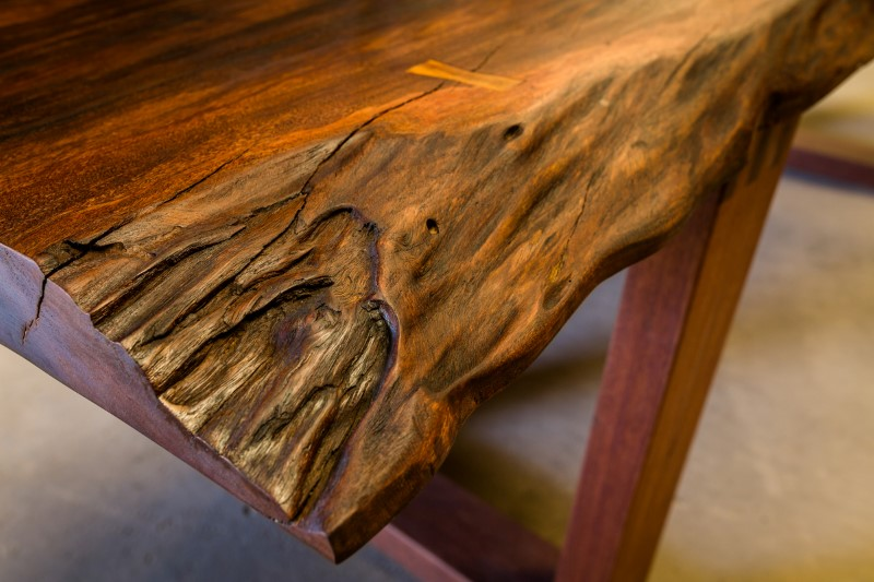 Reclaimed Captain Desk