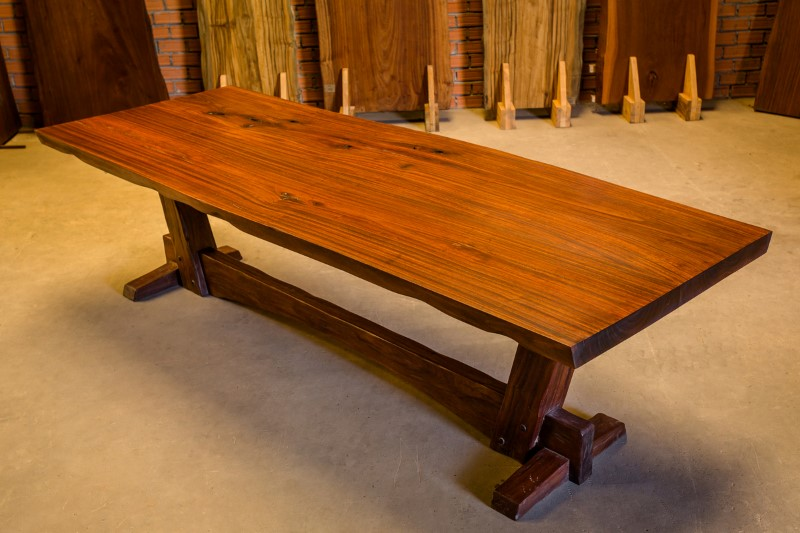 Reclaimed Walnut